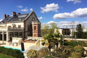 Hotel de luxe Epernay 1